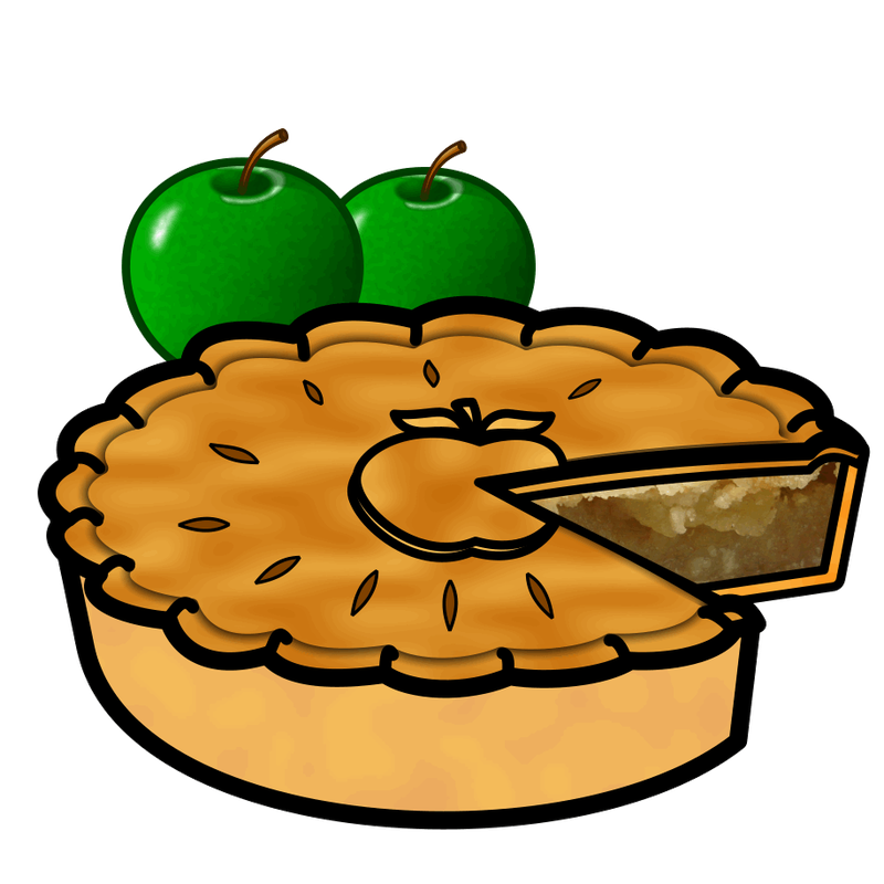 Pie clipart fruit pie. Apple pumpkin buko clip