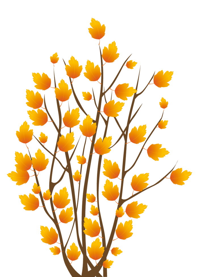 Clipart png bush. Fall image gallery yopriceville