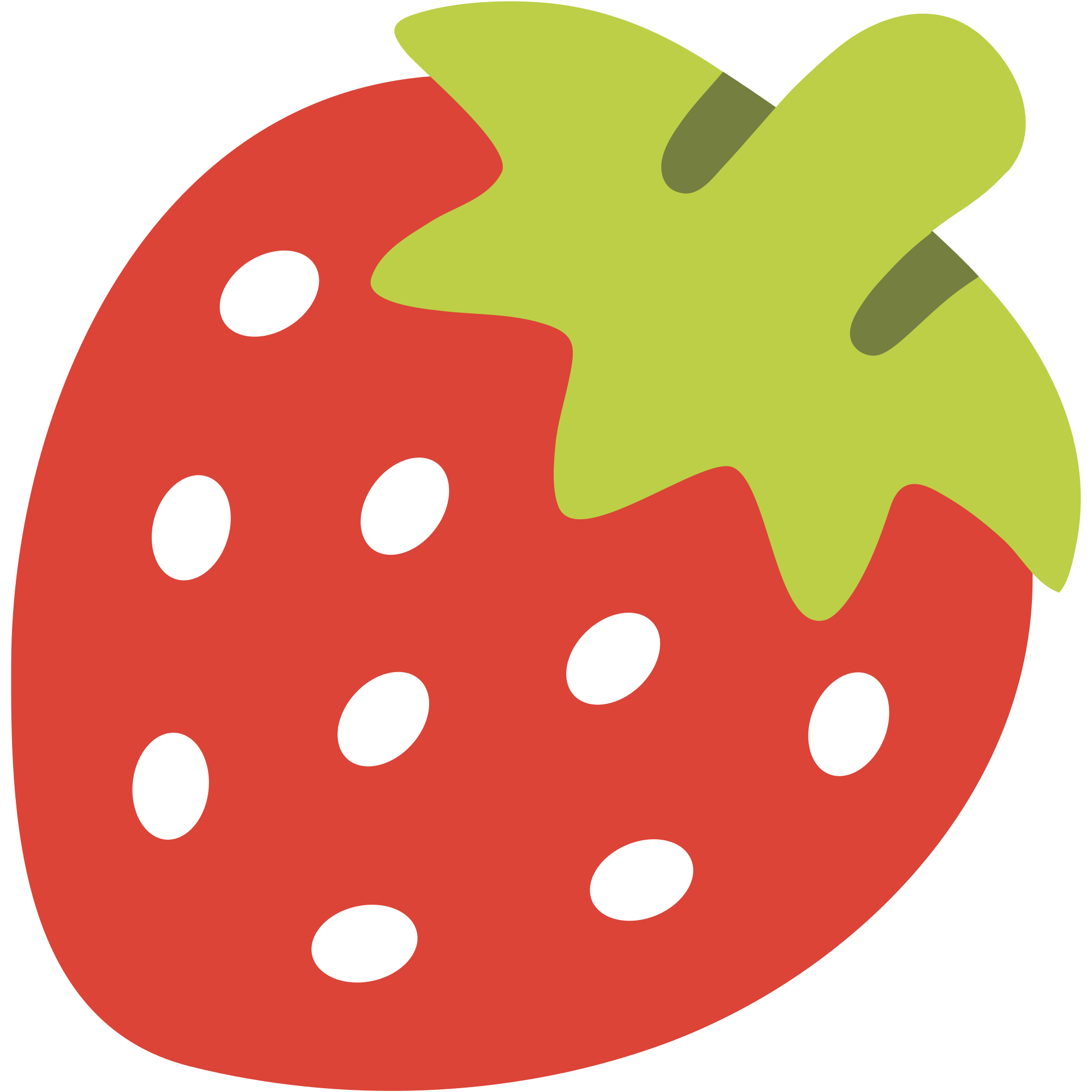 strawberries clipart emoji #144490415