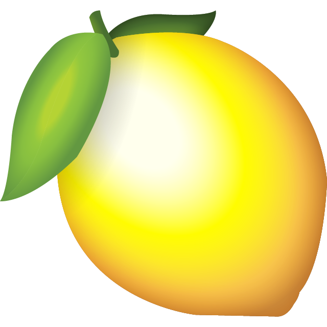 Download emoji icon island. Lemons clipart lemon leaf