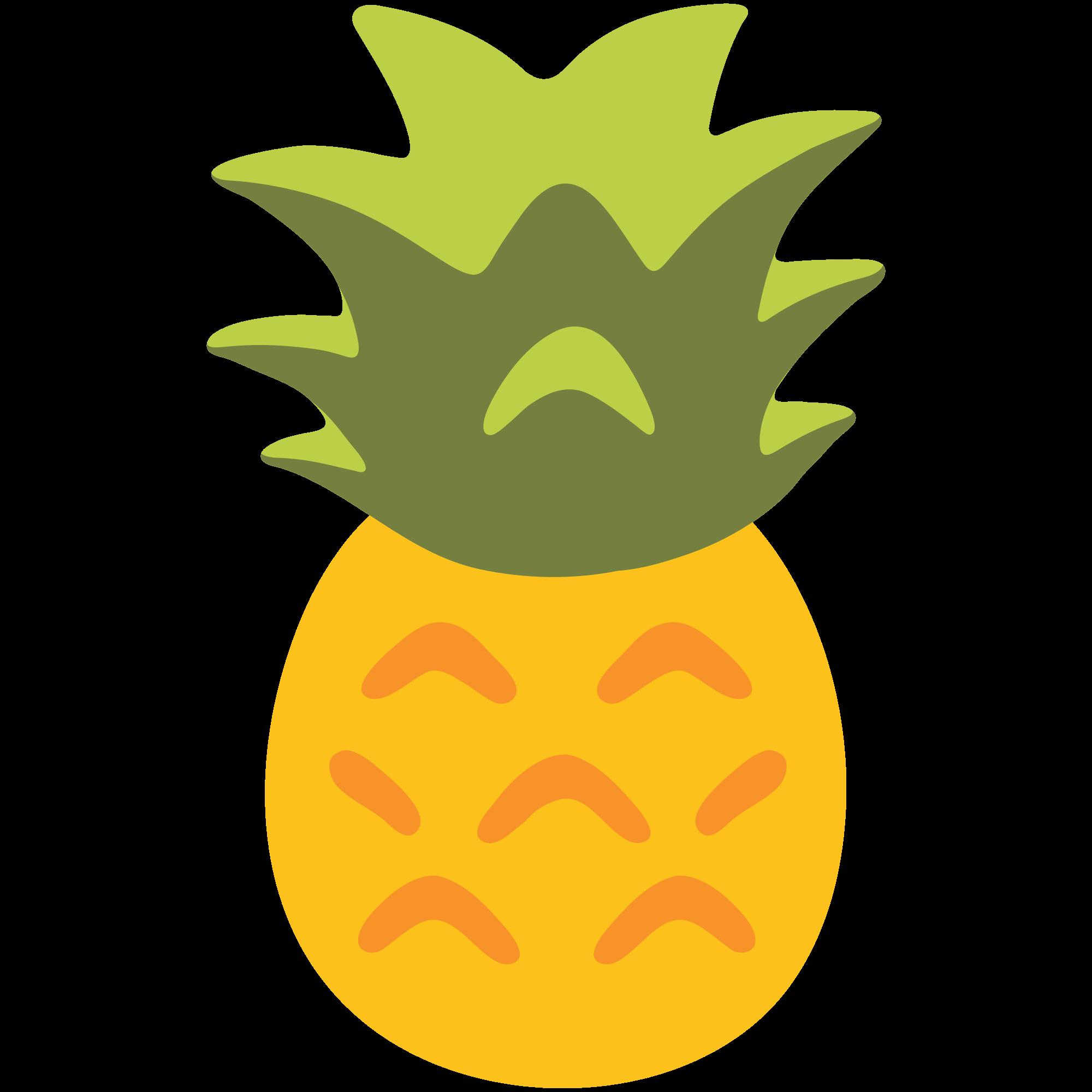 File u f d. Emoji clipart fruit