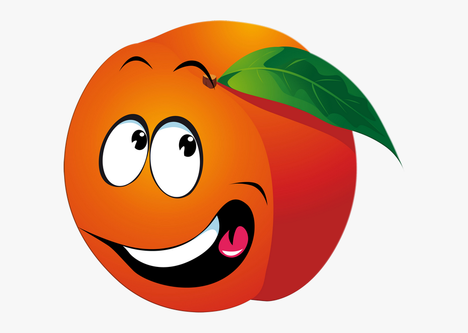 Fruit clipart smiley.  missis emoji with
