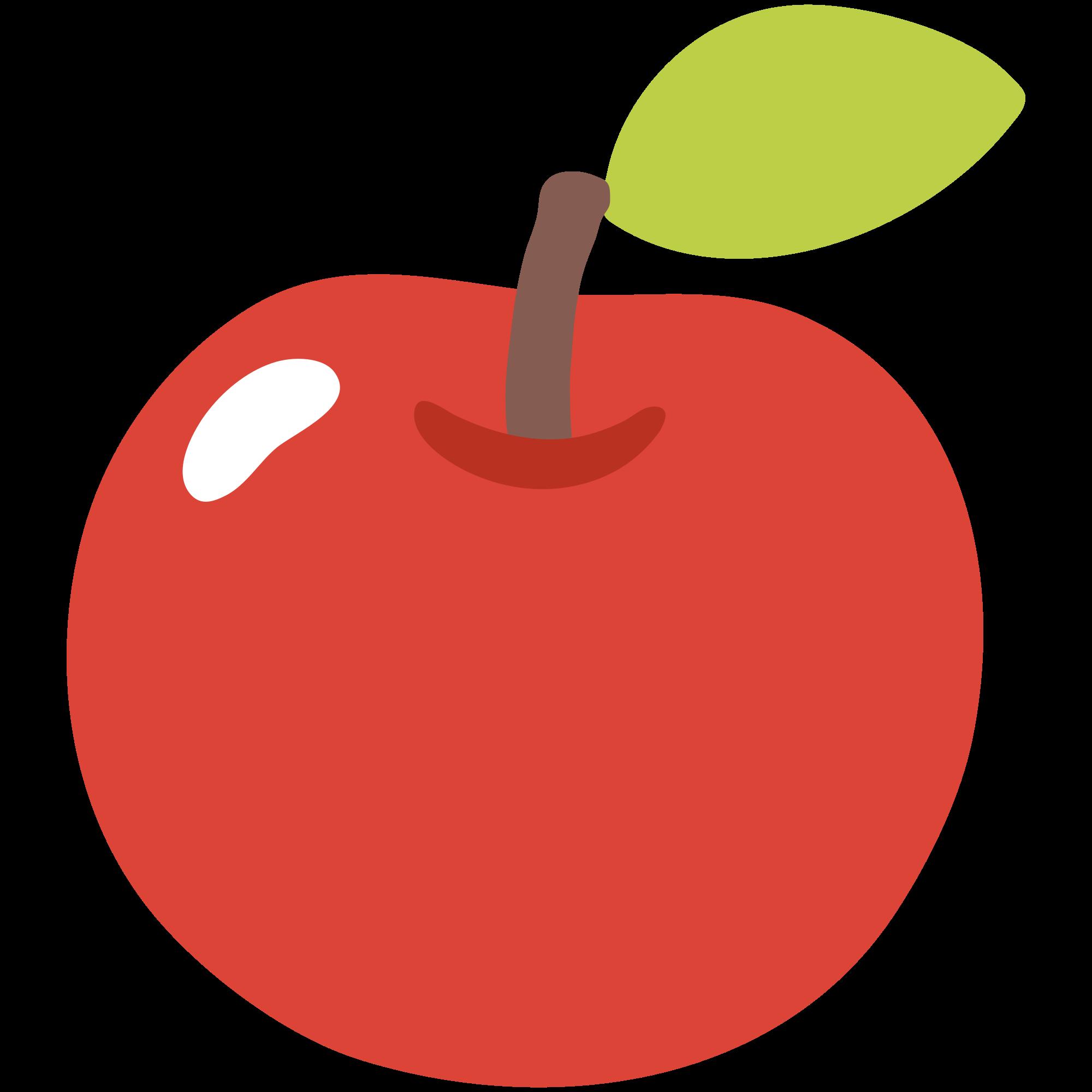 Emoji clipart fruit. File u f e