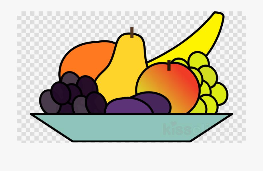 Bowl clip art plate. Fruit clipart food