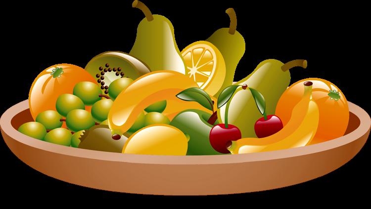 Allinallwalls mango strawberry cartoon. Clipart fruit fruit cup