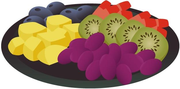 Portal . Fruit clipart fruit tray