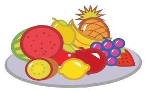 Clipart fruit fruit tray. Free cliparts download clip