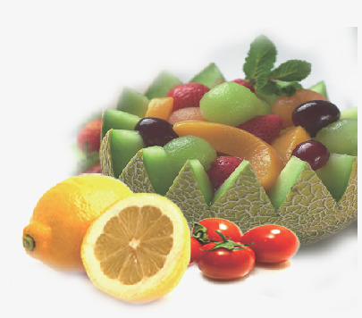 Dish fresh png and. Clipart fruit fruit tray