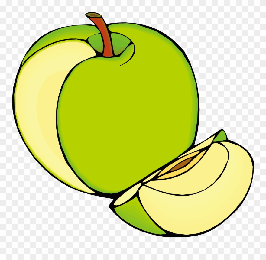 Fruit clipart green fruit. Coconut yellow fruits png