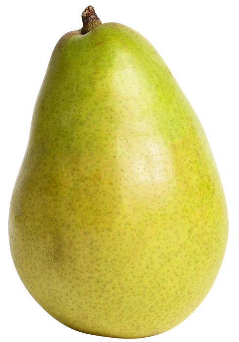 Pear clipart pear fruit. Green png best web