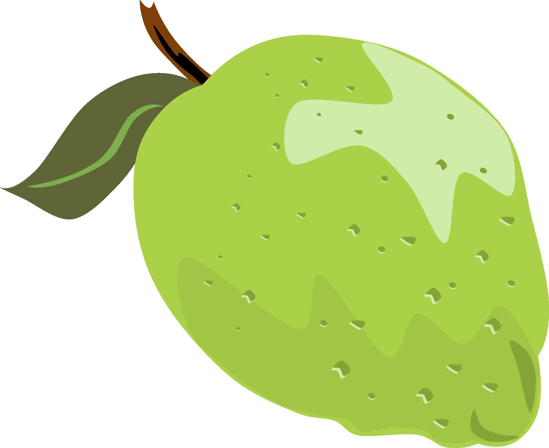 Guava lime clip art. Clipart fruit lemon