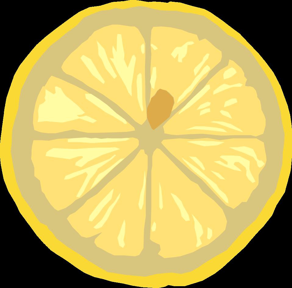 Free stock photo illustration. Clipart fruit lemon