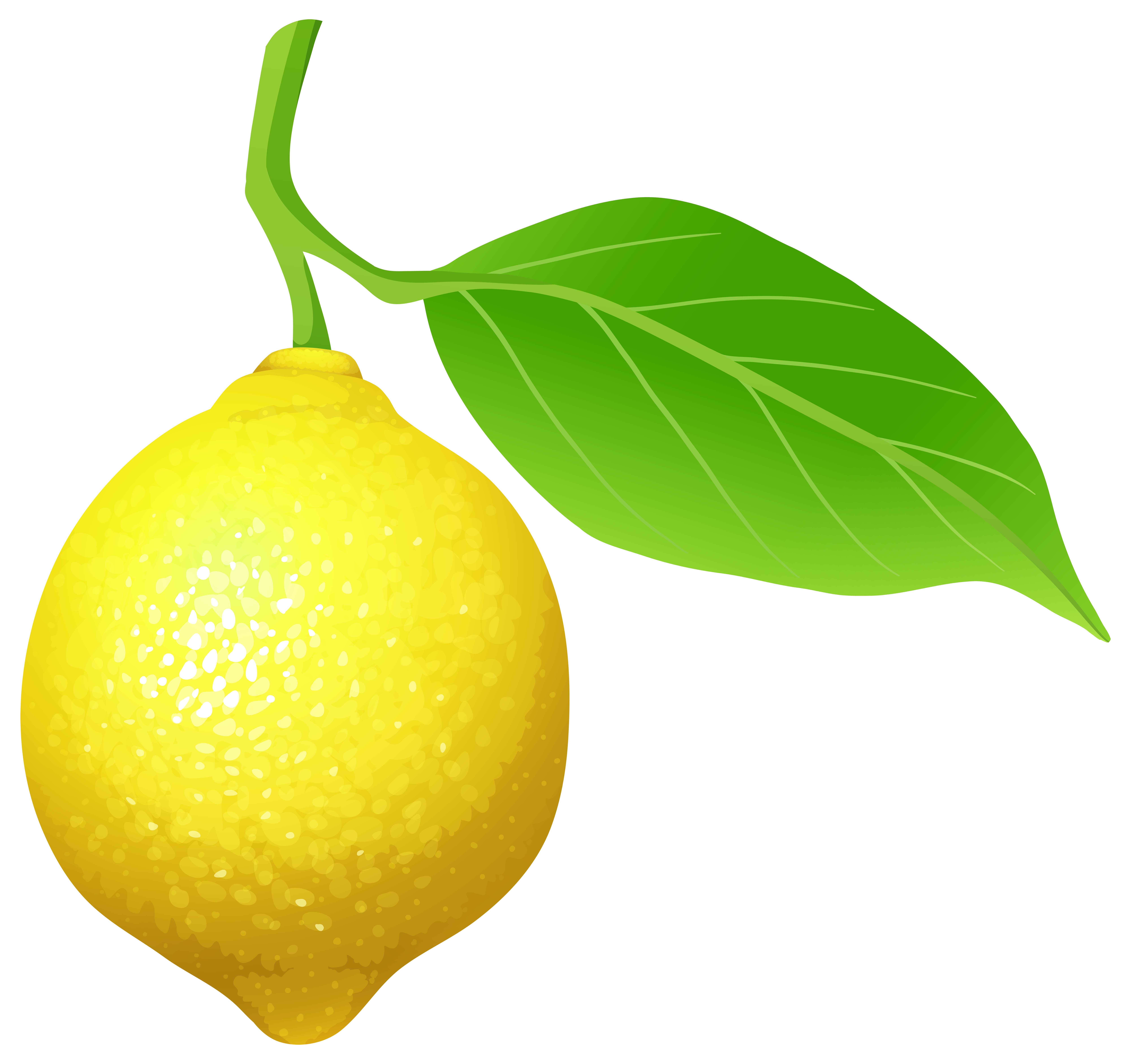 Printable pencil and in. Clipart fruit lemon
