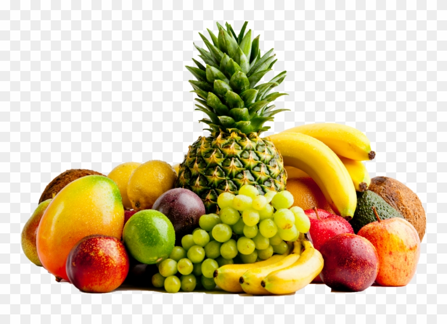 Fruits clipart mixed fruit. Sticker by lucius png