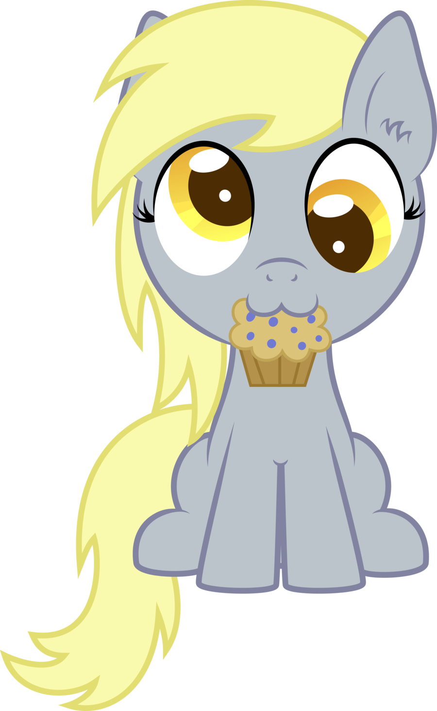 Muffins clipart mlp. Blueberry muffin my little