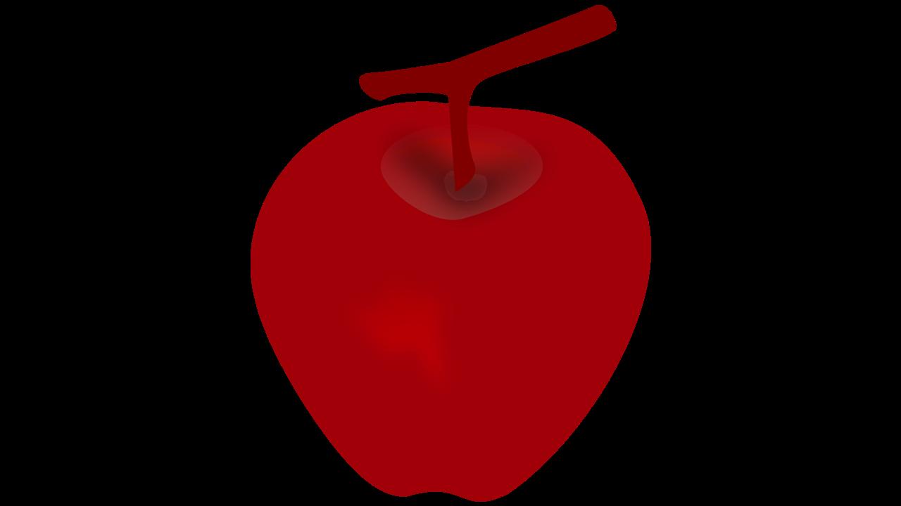 Fruit clipart single.  apple free names