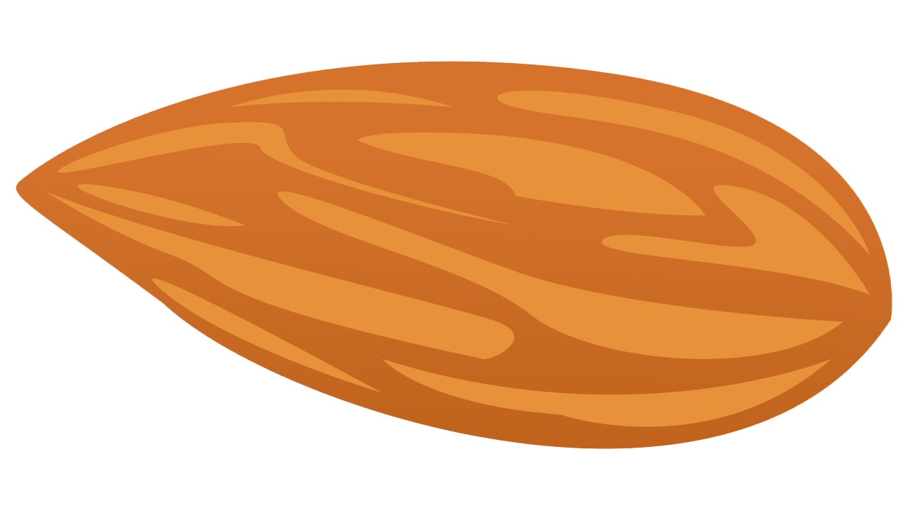 Clipart fruit orange.  almond free to
