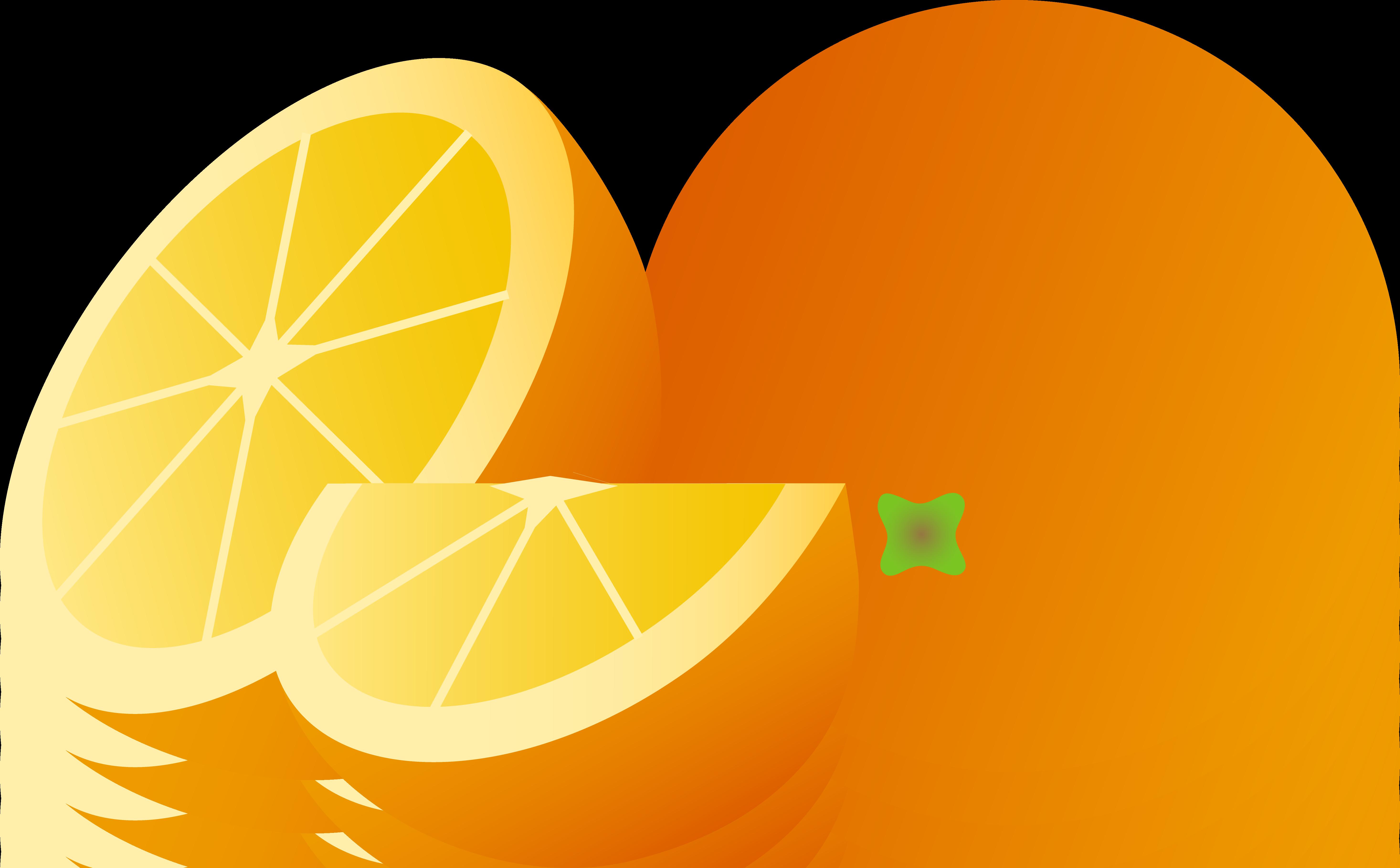 Png image purepng free. Orange clipart orange fruit