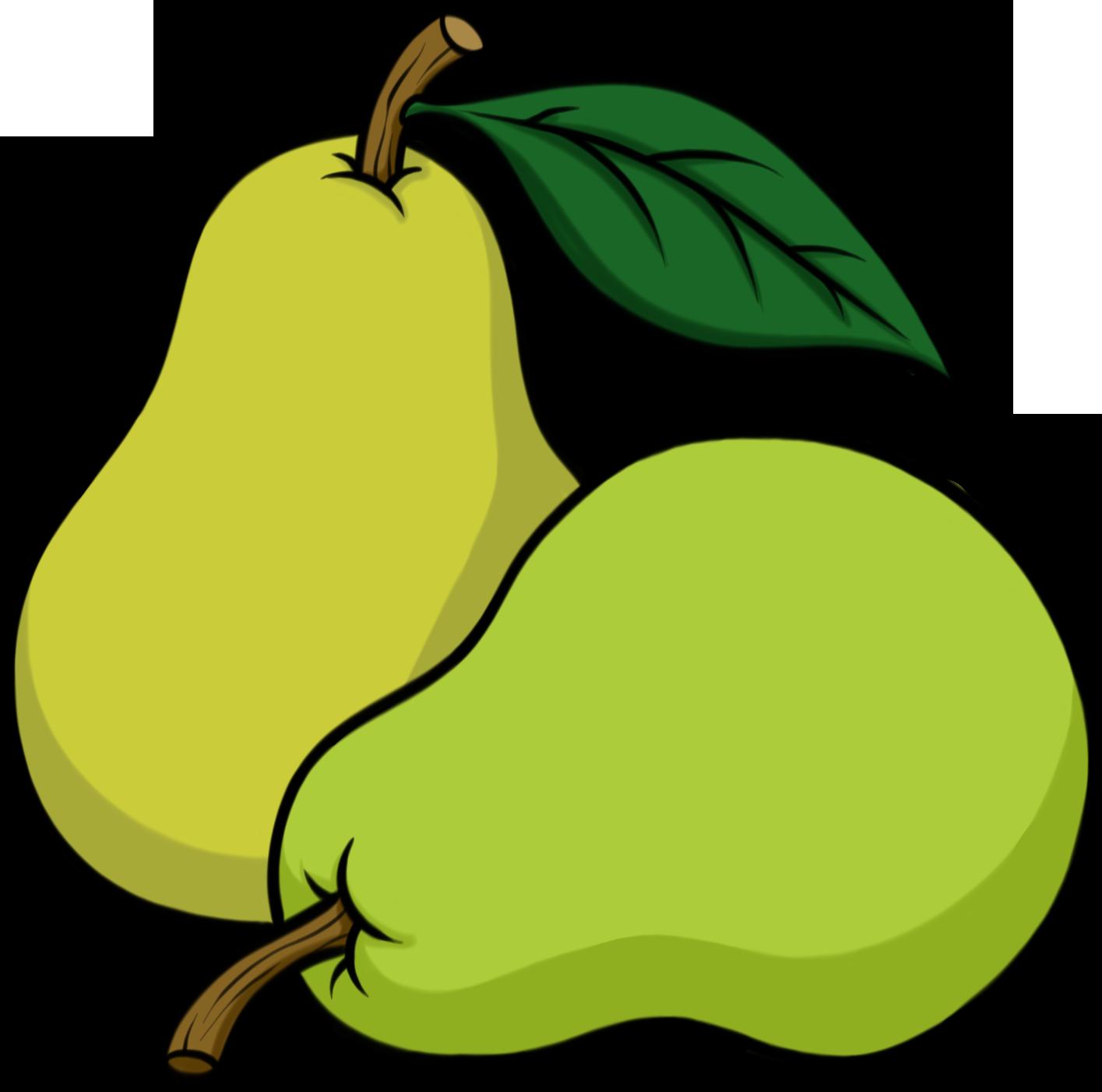 Pears Drawing at GetDrawings