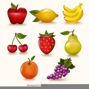 Clipart fruit printable. Free images at clker