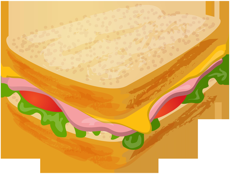 Fruits clipart sandwich. Transparent png clip art