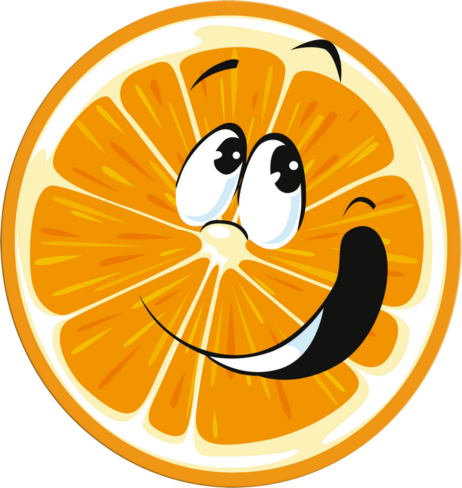 Fruits clipart smiley. Funny fruit png pinterest