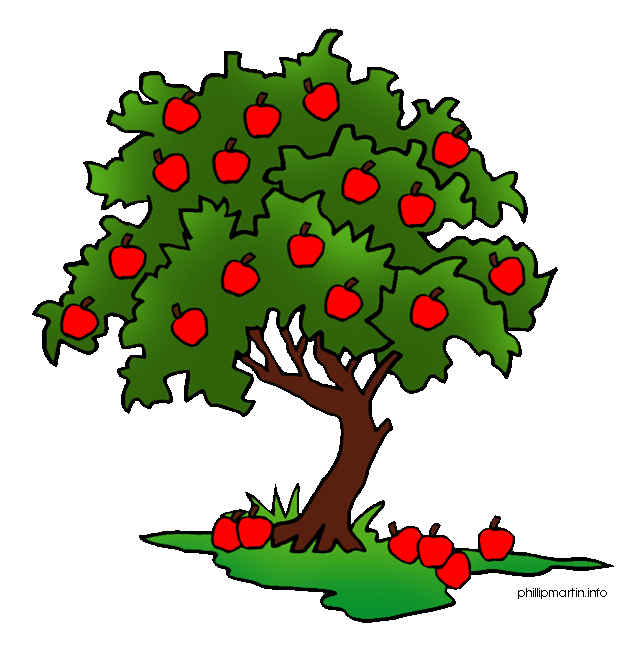 clipart fruit spirit