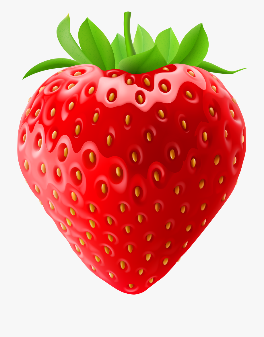 Fruit free . Strawberries clipart sliced strawberry