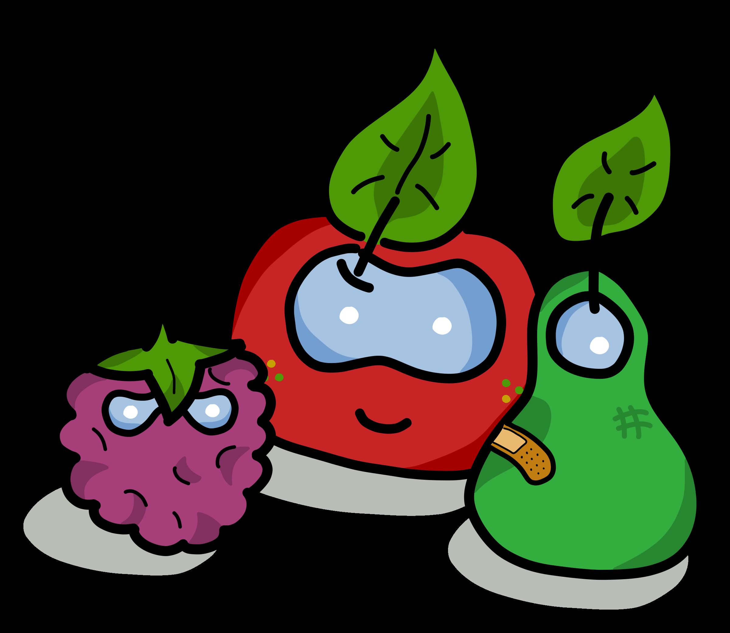 Pear clipart poire. Super fruits big image