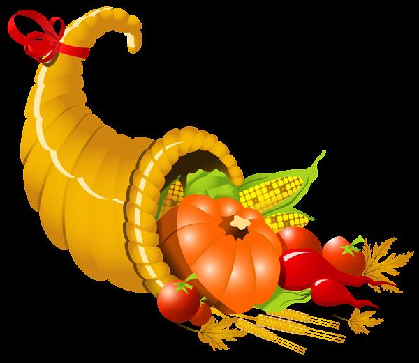 clipart fruit thanksgiving