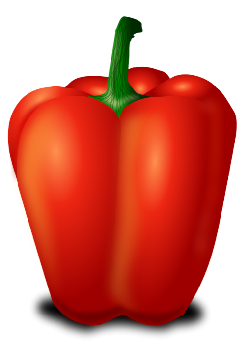 Peppers clipart habanero. Vegetables image fruit and
