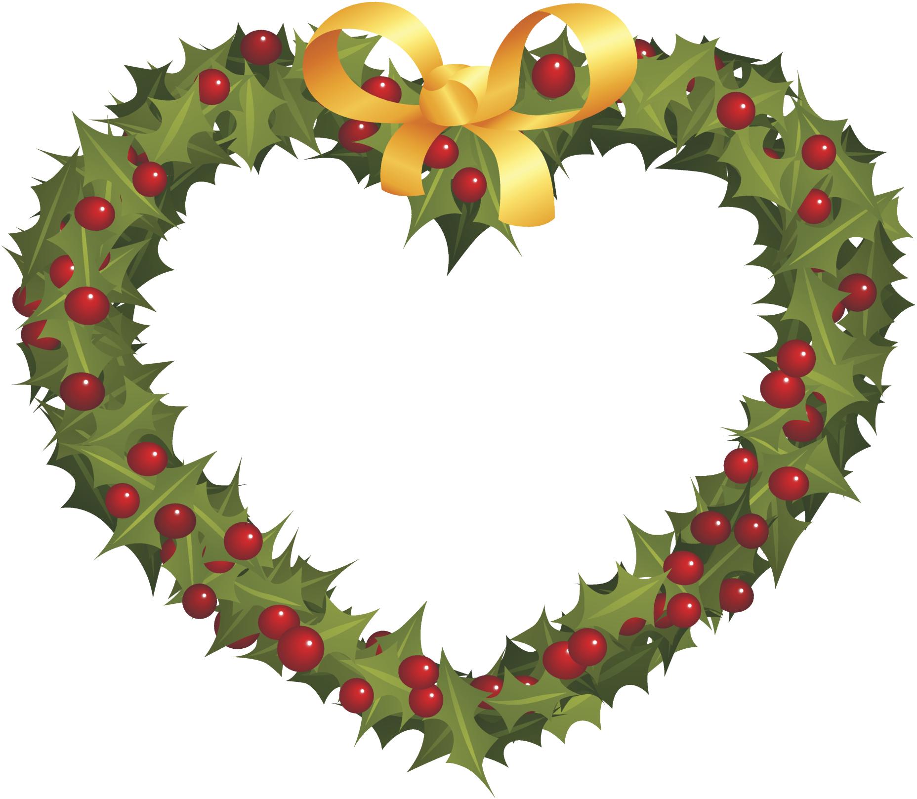 Garland clipart christmas tree garland. Wreath ornament love peach