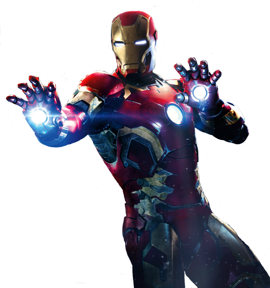 Iron man png hd. Hand clipart ironman