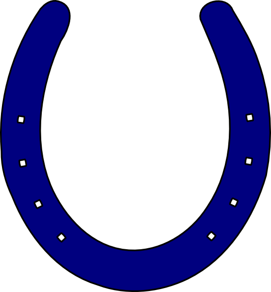 Horseshoe clipart two. Gallery of clip art