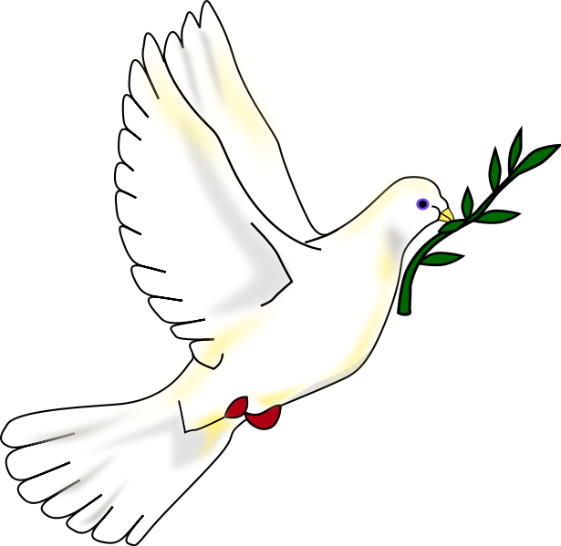 Images of a dove. Peace clipart peace conflict