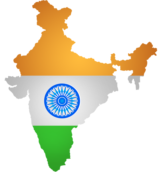 collection of india. Clipart map transparent