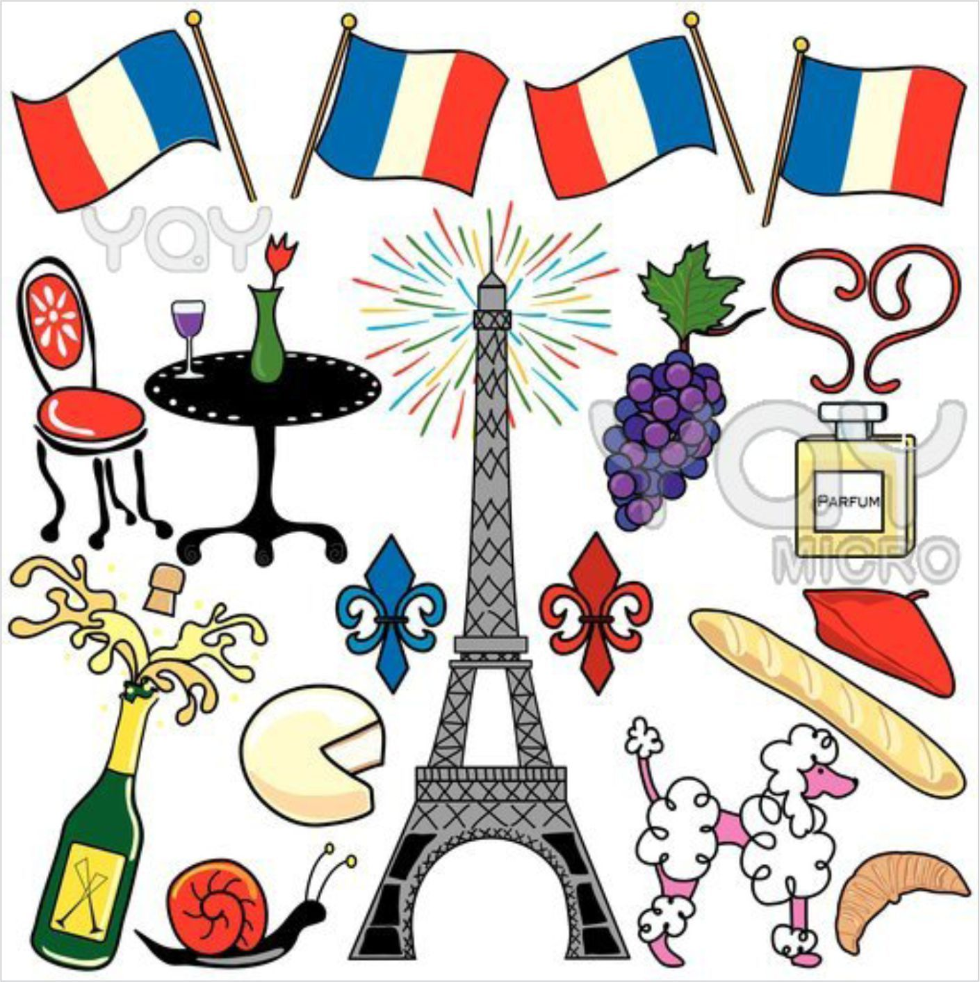 Clipart gallery famous artist. Image result for french