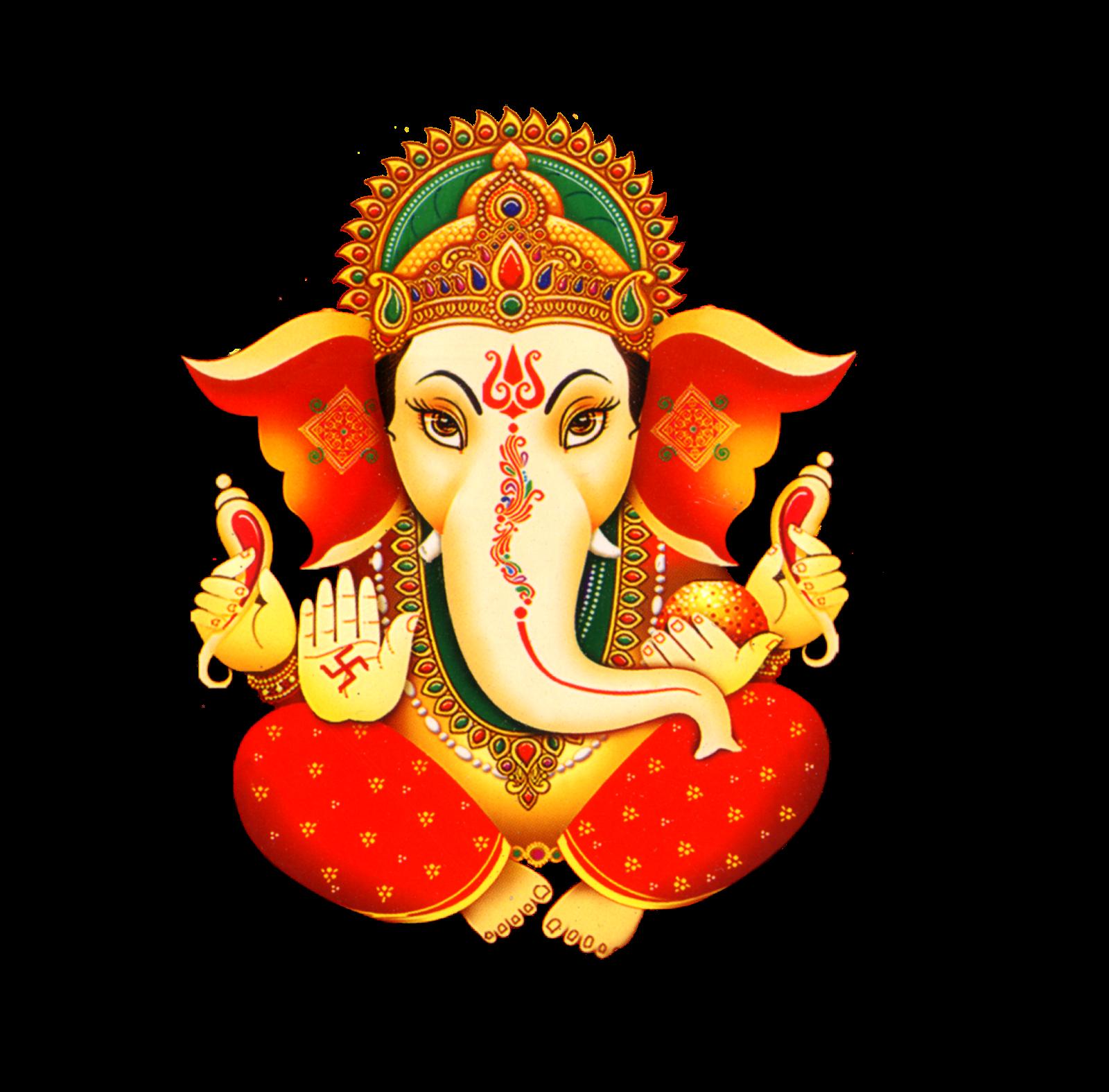 God clipart pillaiyar. Ganesha lord png station