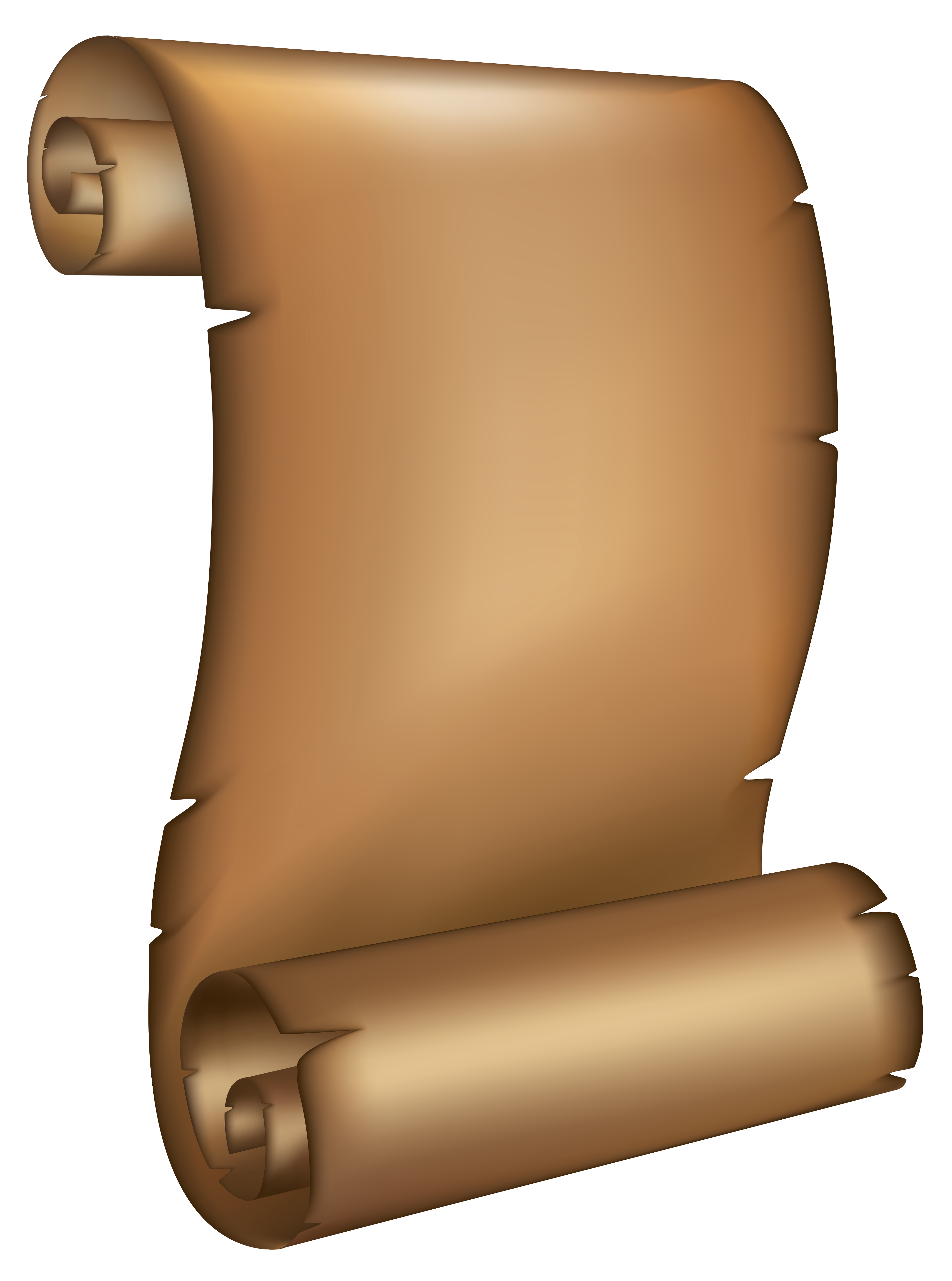 Ancient scrolled paper png. Clipart gallery history museum