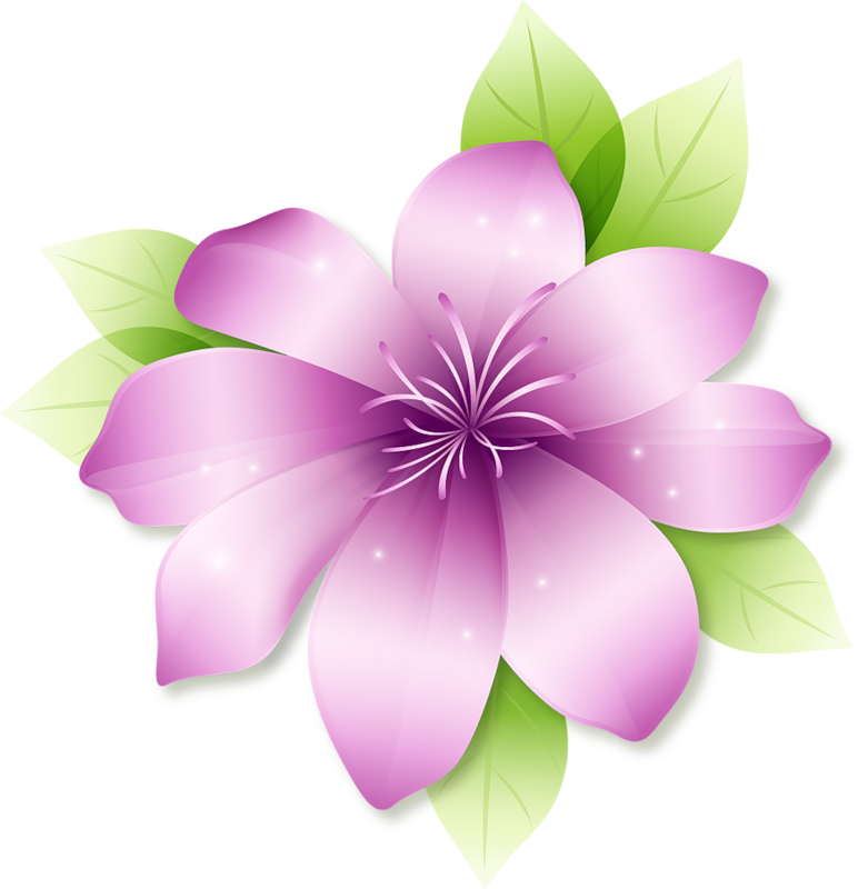 Clipart gallery large flower. Pink yopriceville high quality