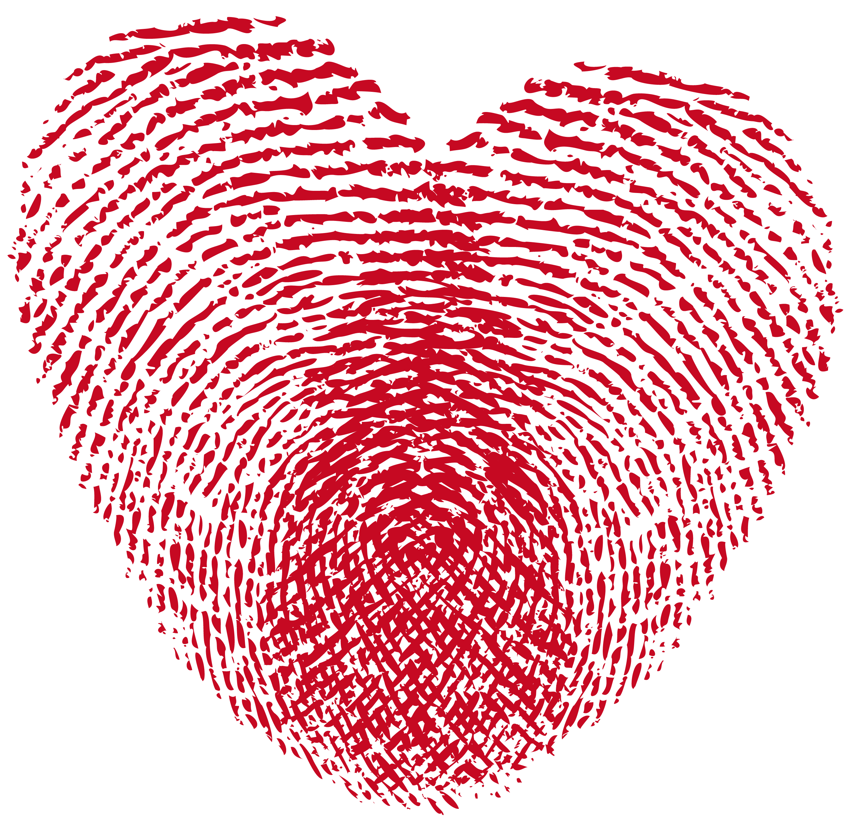 Clipart love stamp. Heart print png gallery