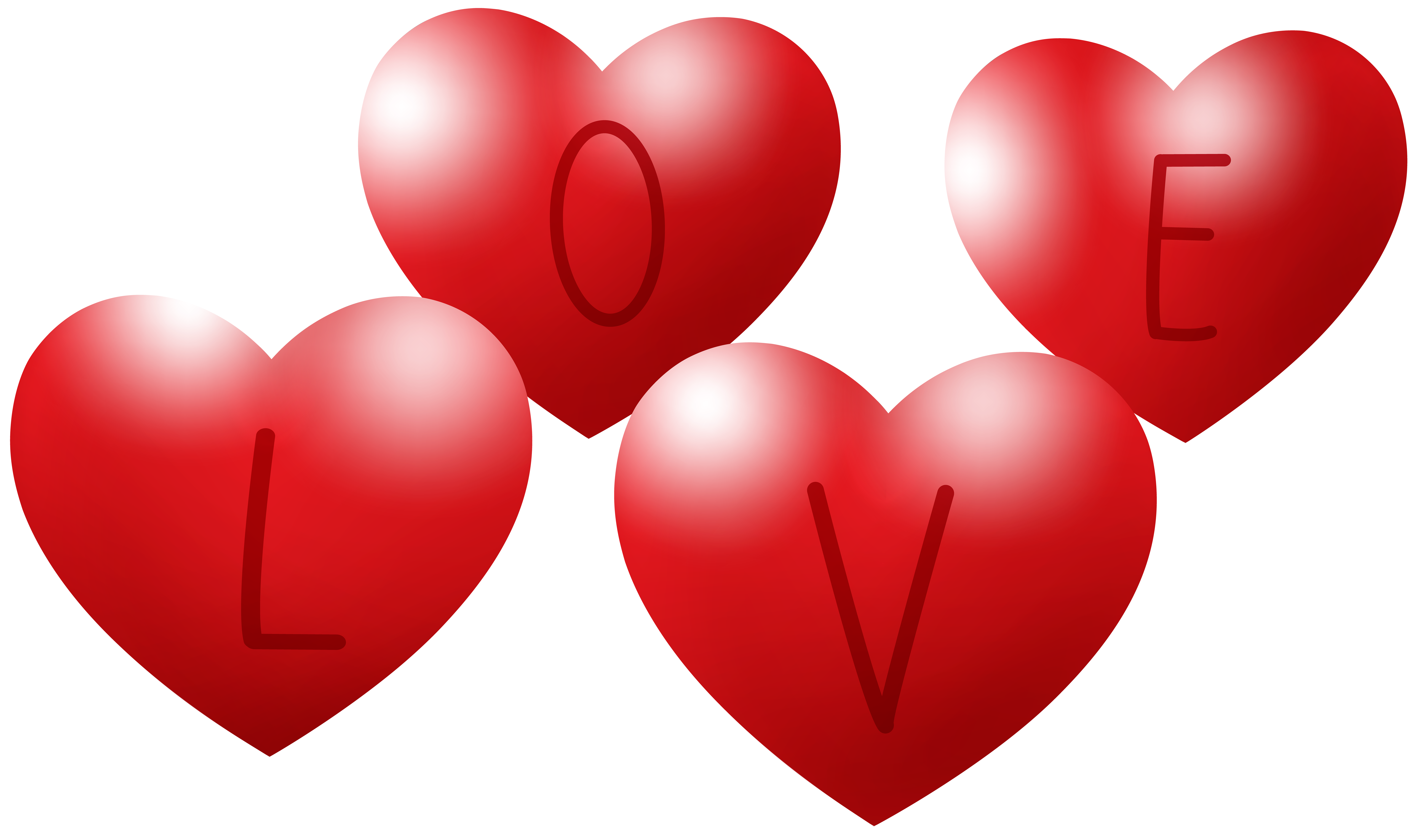 Love hearts png. Clip art gallery yopriceville