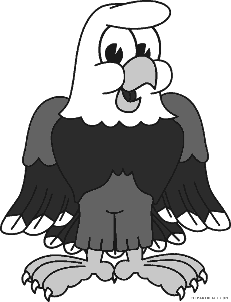Wildcat clipart eagle claw. Bald animal free black