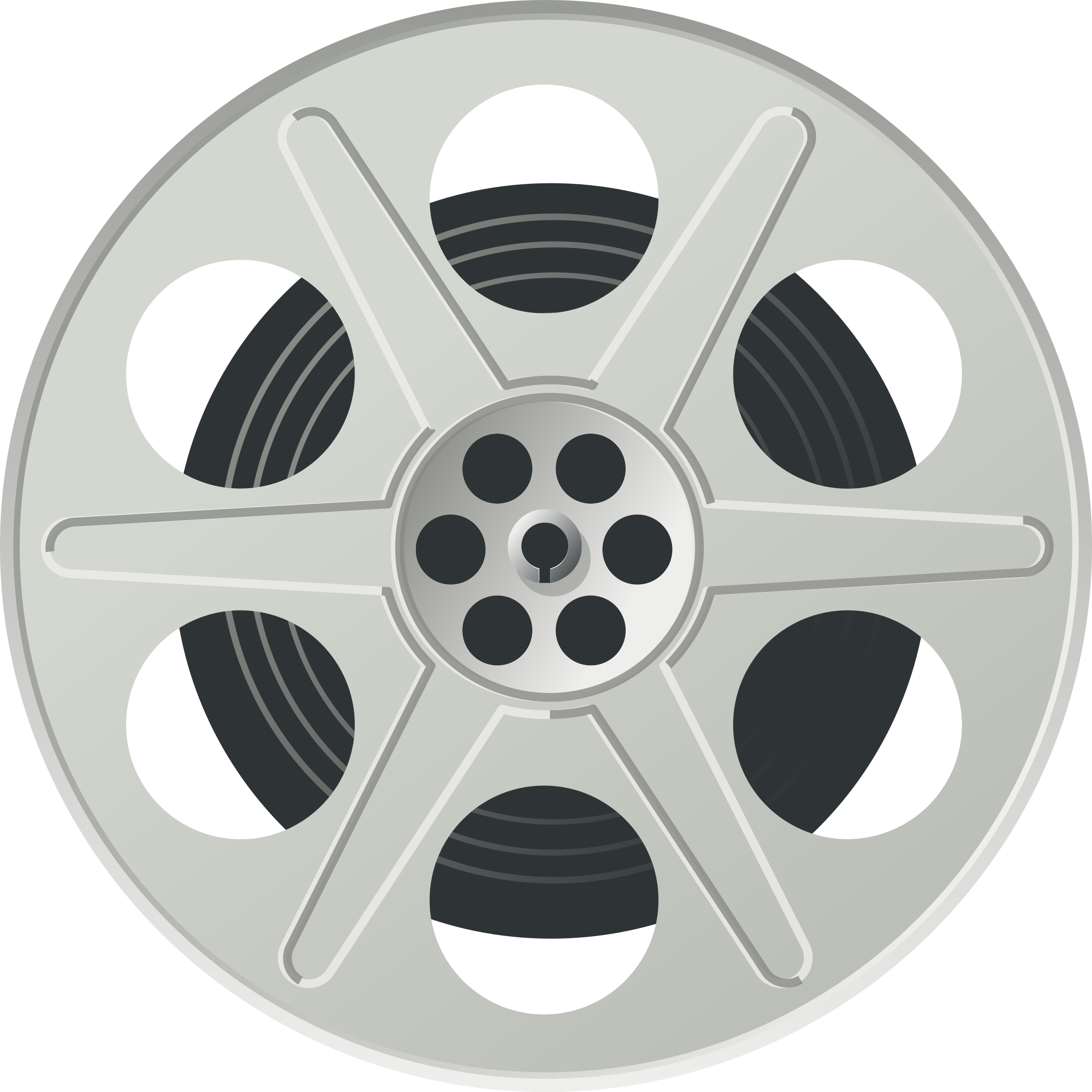 Movie reel icons png. Wheel clipart vector