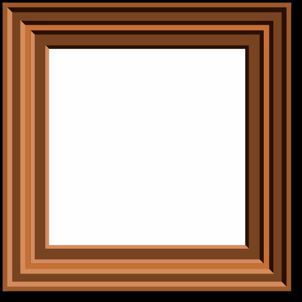 Picture clip art free. Clipart gallery portrait frame