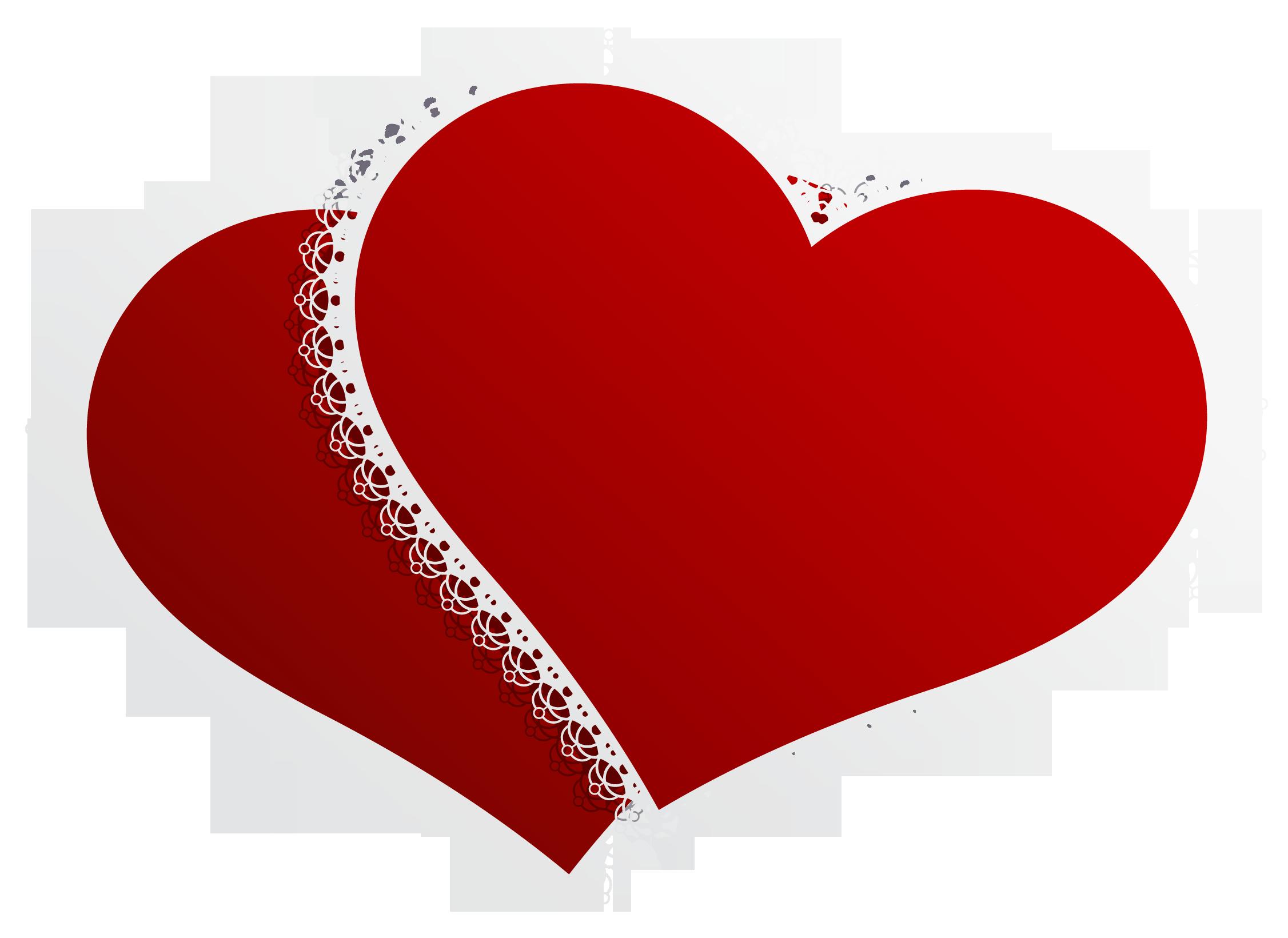 Valentine double decor png. Hearts clipart teacher