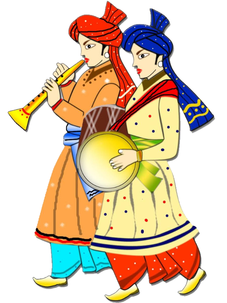 Decorative clipart mandap.  collection of indian