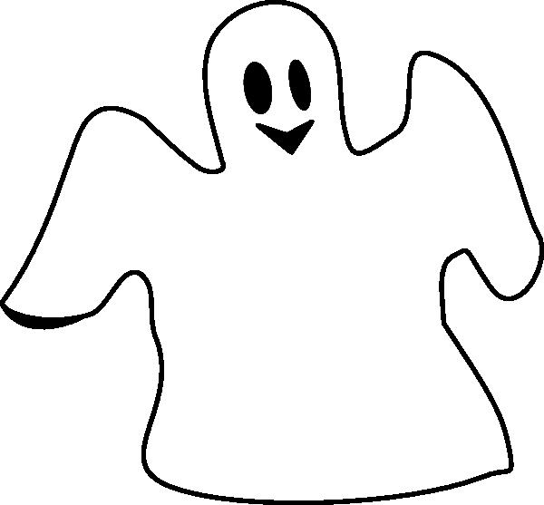 Clipart ghost. Clip art free panda