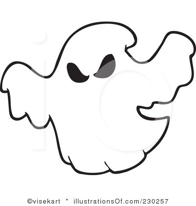 Clip art free panda. Ghost clipart