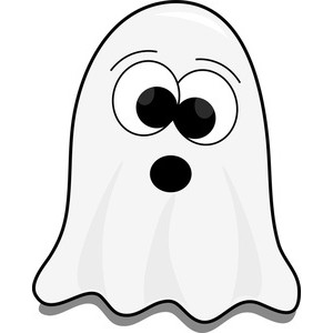 Clipart ghost adorable. Free cute cliparts download